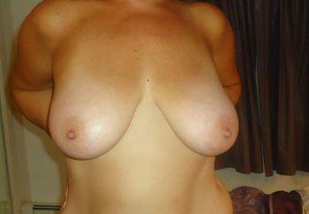 Big Tits MILF Wife