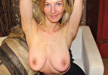boobs on display