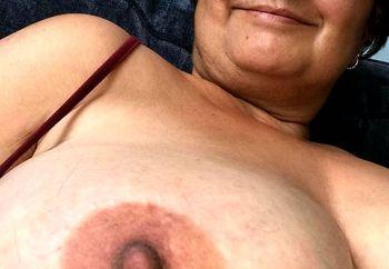 Tempting tits