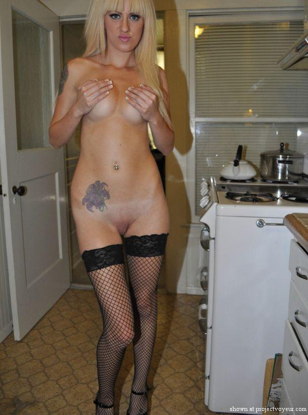 shelly in the kitchen - image5