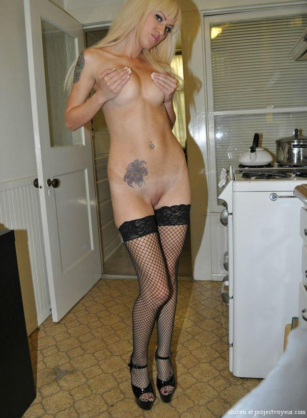shelly in the kitchen - image6