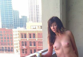 Naked again!