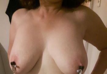 Nipple clamps