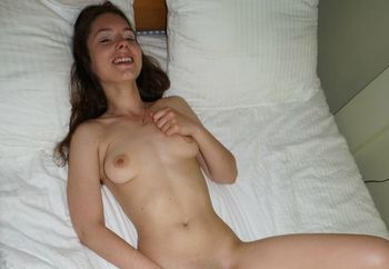 spreading on the bed