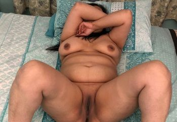 Shaved Indian Pussy
