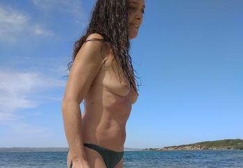 Surprise...body beach