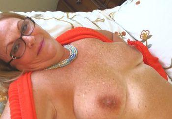Mature Titties on Display