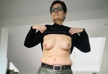 horny chubby Anna