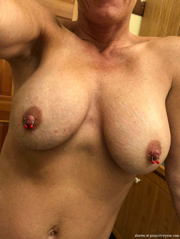 Pierced titties for you - image3