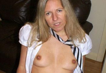 Michelle-Shirt & Tie