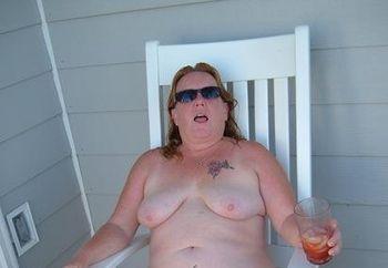 Naughty Nasty Naked Nympho!