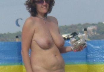 UK Nude Beach