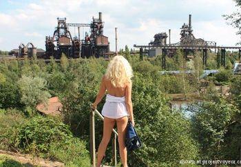 Tina im Ruhrgebiet