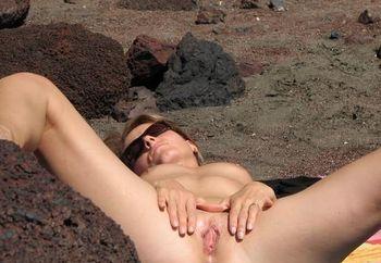 atthe beach