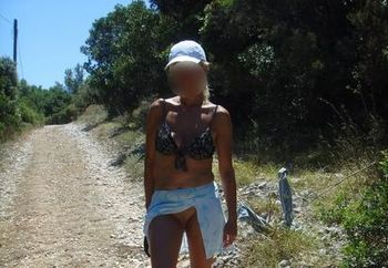 droga na plaze