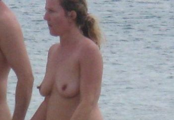 UK Nude Beach 2010