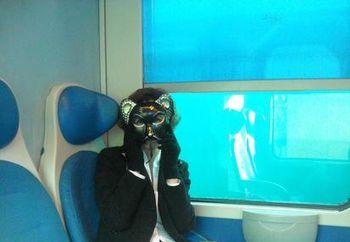 marlena in treno