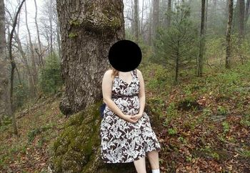 PREGGO IN WOODS