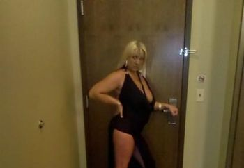 my wife looking sexy for swingers party