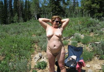 Karenkri out camping and hiking