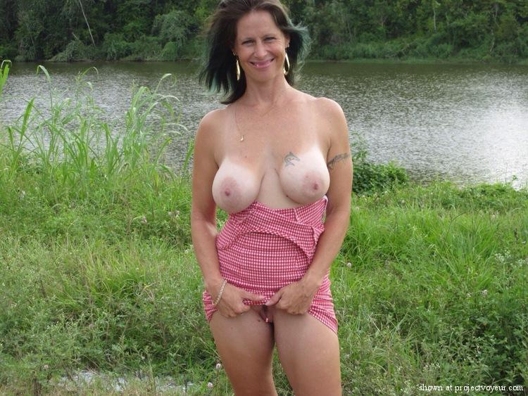 Best naked milf