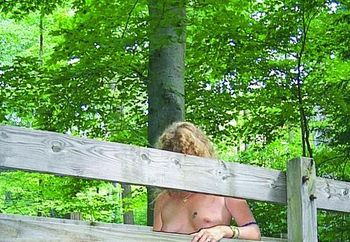 Ms_Mar in the Metro Park