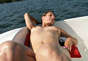 more from boat