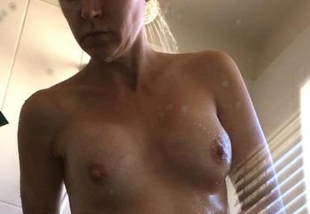 Wife Showering