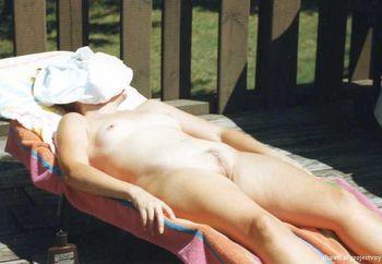 Sun-bathing