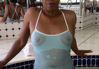 Public hot tub