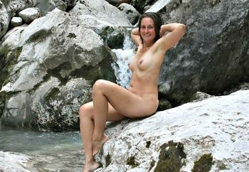 Outdoor nude