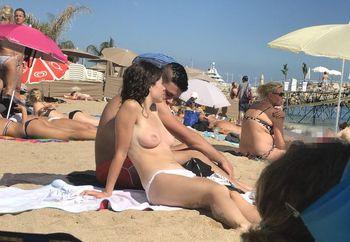 Tits again