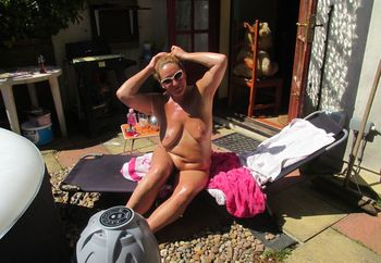 sunny bank holiday