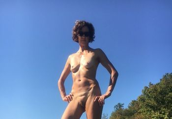 Hotwife on the lake
