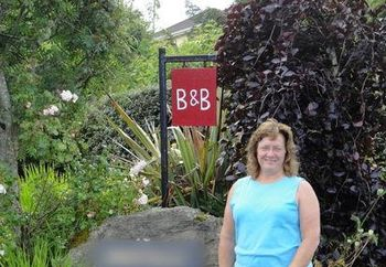 Karen in Irish B&Bs