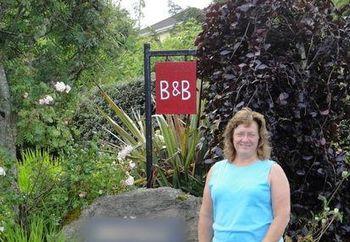 Karen in Irish B&Bs