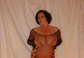 Beamergrl: Black Fishnet