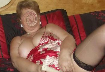very mature milf