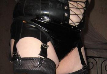 New PVC boots