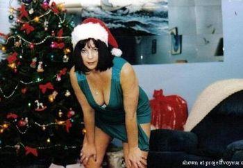nervous mom Christmas enjoyment