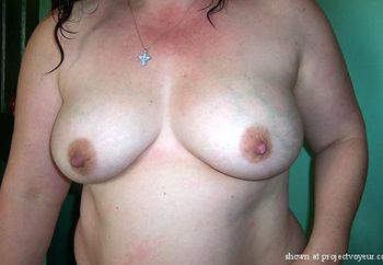 Wifes lovely titties
