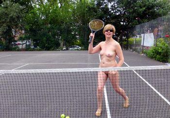 Modesty Ablaze Tennis Courts