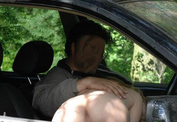 In car sex