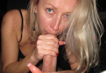Meg 38 y/o Polish wife mature slut part