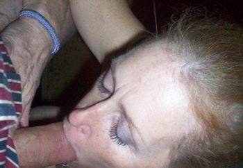 Some pic's of me sucking my ex'es cock