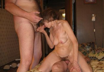 Blowjob with lovers.