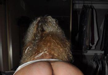 Curlylocks ass