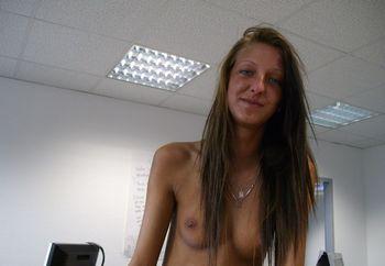 Amateur Office porno