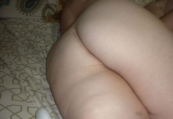 A well fucked pussy and ass