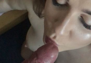 She has a taste for it